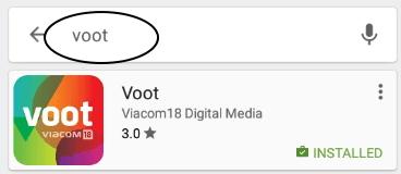voot app bigg boss
